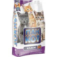 Пан Кот Классик - корм для взрослых кошек и котят