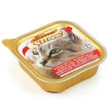 Stuzzy Mister Cat - паштет Штуззи с курицей и печенью для кошек
