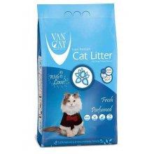 Van Cat Fresh - комкующийся наполнитель Ван Кет с ароматом свежести