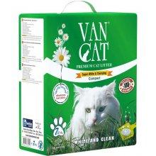 Van Cat Ultra - ультракомкующийся наполнитель Ван Кет с ароматом свежести