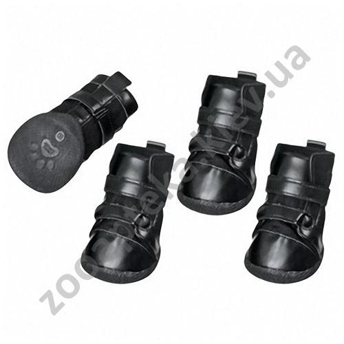 Karlie-Flamingo Xtreme Boots - черные ботинки Карли-Фламинго для собак