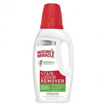 Natures Miracle Dog Stain Odor Remover - уничтожитель пятен и запаха собак Нейчерс Миракл
