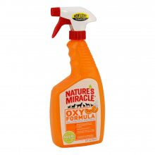 8 in 1 Oxy Formula - уничтожитель запаха и пятен 8 в 1 Оранж-Окси для собак
