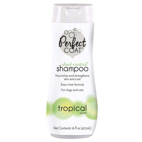 8 in 1 Shed Control Shampoo - шампунь 8 в 1 для улучшения качества шерсти