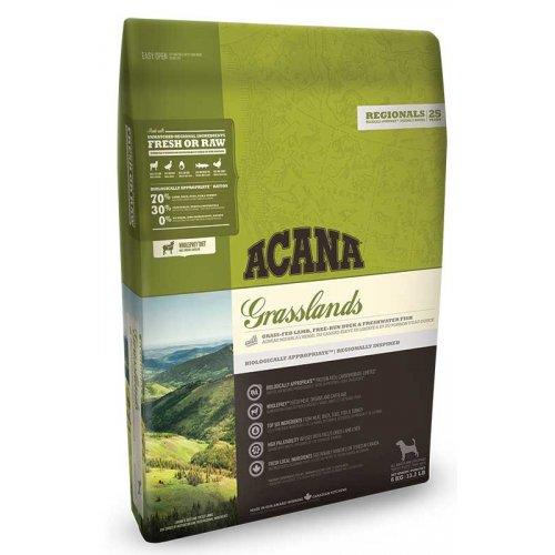Acana Grasslands Dog - корм Акана для собак всех пород и возрастов