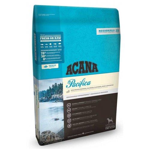 Acana Pacifica Dog - корм Акана с океанической рыбой для собак