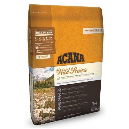 Acana Wild Prairie Dog - корм Акана для собак