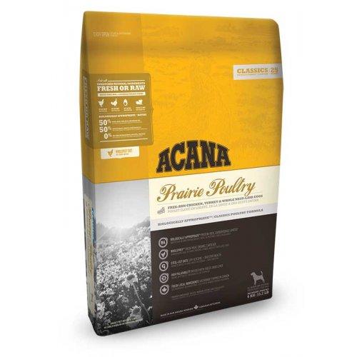 Acana Prairie Poultry Dog - корм Акана для собак всех пород
