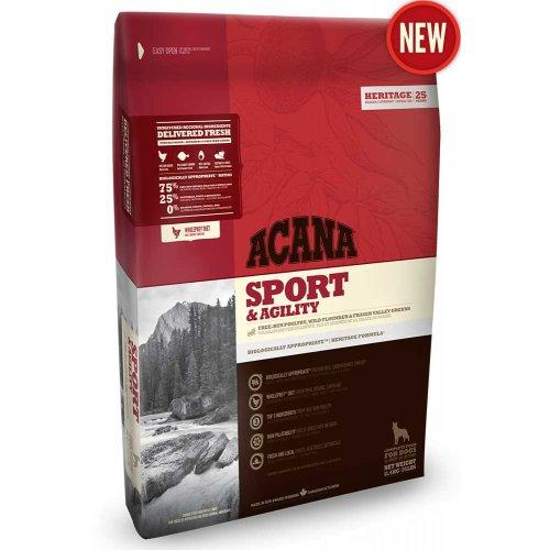 Acana Heritage Sport & Agility - корм Акана для активных собак