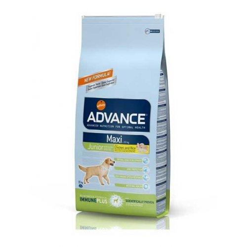 Advance Maxi Junior - корм Эдванс для щенков больших пород