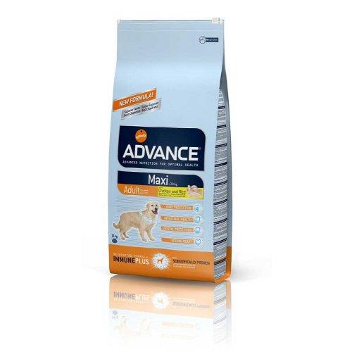 Advance Maxi Adult - корм Эдванс для взрослых собак от 2 до 6 лет