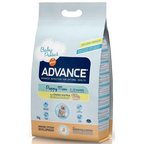 Advance Maxi Puppy - корм Эдванс для щенков от 2 до 12 месяцев