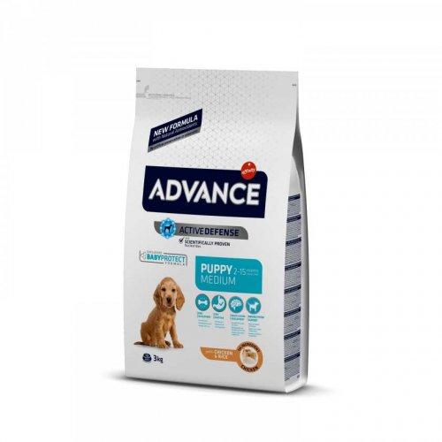 Advance Medium Puppy - корм Эдванс для щенков средних пород