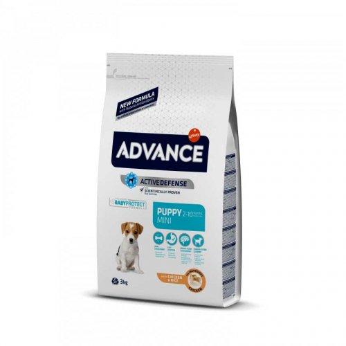 Advance Mini Puppy - корм Эдванс для щенков мелких пород