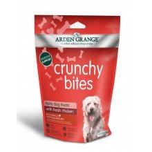 Arden Grange Crunchy Bites Chicken - лакомство Арден Гранж с курицей и рисом для собак