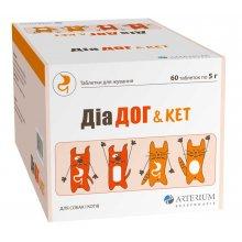 Arterium Dia Dog and Cat - препарат Диа Дог и Кэт при кишечных расстройствах