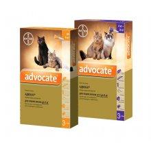 Bayer Advocate - Байер Адвокат для кошек