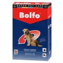 Bayer Bolfo - ошейник против блох и клещей Байер Больфо