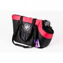 Zoom-Zoom Zoo - сумка-переноска Зум-Зум черная с красным