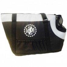Zoom-Zoom Zoo - сумка-переноска Зум-Зум черная с серым