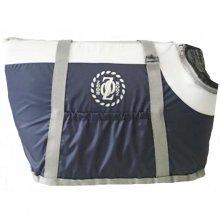 Zoom-Zoom Zoo - сумка-переноска Зум-Зум синяя с серым
