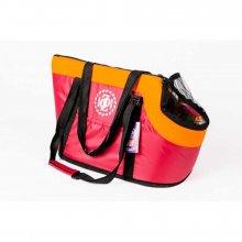 Zoom-Zoom Zoo - сумка-переноска Зум-Зум красная с оранжевым