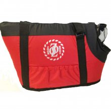 Zoom-Zoom Zoo - сумка-переноска Зум-Зум красная с черным