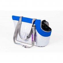 Zoom-Zoom Zoo - сумка-переноска Зум-Зум серая с синим