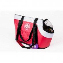 Zoom-Zoom Zoo - сумка-переноска Зум-Зум красная с серым