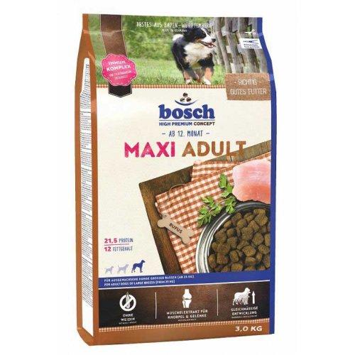 Bosch Adult Maxi - корм Бош для взрослых собак крупных пород