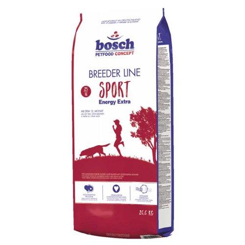 Bosch Breeder Sport - корм Бош для взрослых собак с высоким уровнем активности
