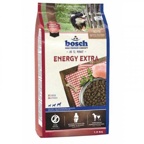 Bosch Energy Extra - корм Бош для активных собак при высоких нагрузках