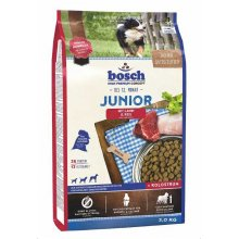 Bosch Junior Lamb Rice - корм Бош для щенков на основе ягненка и риса
