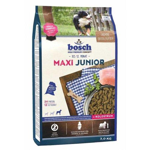 Bosch Junior Maxi - корм Бош для щенков и подростков крупных пород