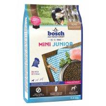 Bosch Junior Mini - корм Бош для щенков мини пород