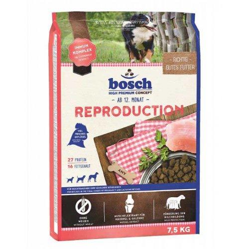 Bosch Reproduction- корм Бош Репродакшен для беременных и кормящих собак