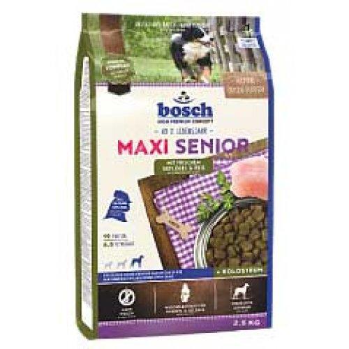 Bosch Senior Maxi - корм Бош для стареющих собак крупных пород