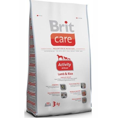 Brit Care Activity All Breed Lamb & Rice - корм Брит для собак всех пород с высоким уровнем активнос