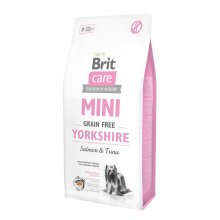 Brit Care Mini Yorkshire - корм Брит для йоркширских терьеров