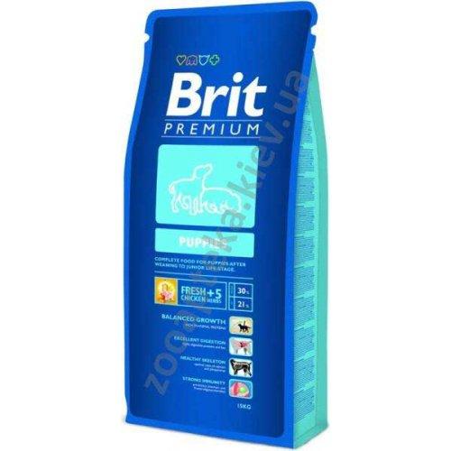 Brit Premium Puppies All Breed - корм Брит для щенков всех пород