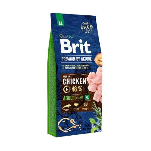 Brit Premium Adult Extra Large Breed - корм Брит для взрослых собак гигантских пород
