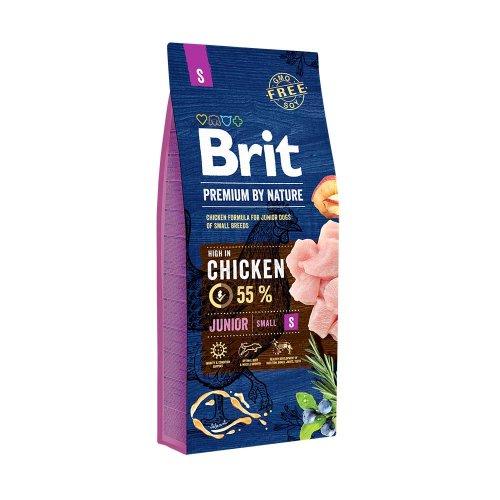 Brit Premium Junior Small Breed - корм Брит для щенков мелких пород