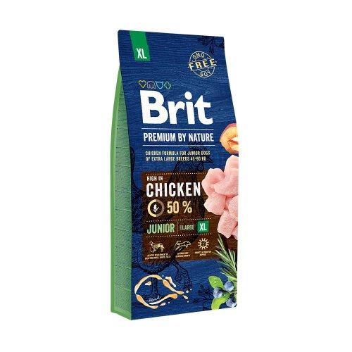 Brit Premium Junior Extra Large Breed - корм Брит для щенков гигантских пород