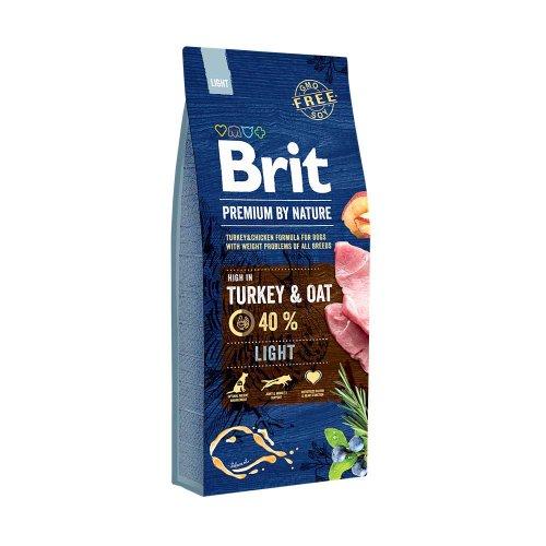 Brit Premium Light - корм Брит для собак с избыточным весом