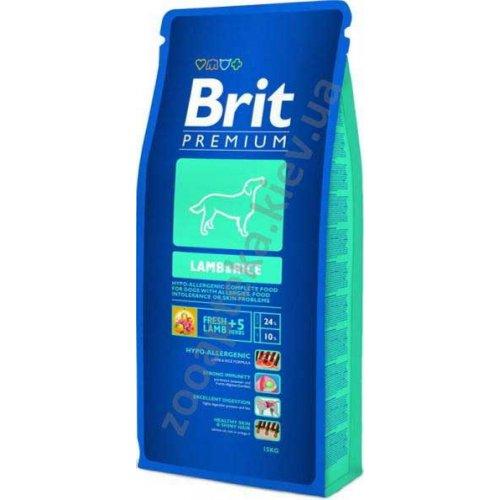 Brit Premium Adult All Breed - корм Брит для взрослых собак всех пород