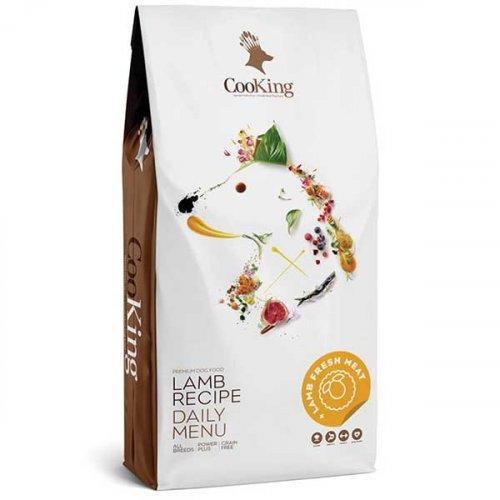CooKing Adult All Breed Lamb - сухой корм КуКин с ягненком для взрослых собак всех пород