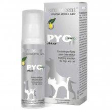 Dermoscent PYOclean - спрей Дермосцент при кожных заболеваниях
