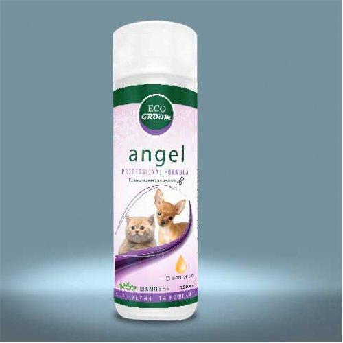 EcoGroom Angel -  шампунь ЭкоГрум Ангел для щенков и котят