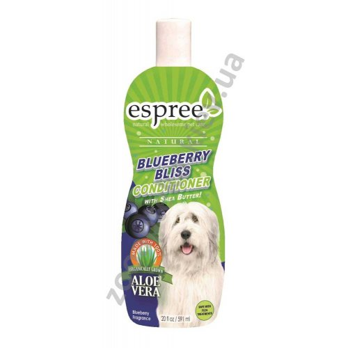 Espree Blueberry Bliss - кондиционер Эспри Черничное блаженство с маслом Ши для собак