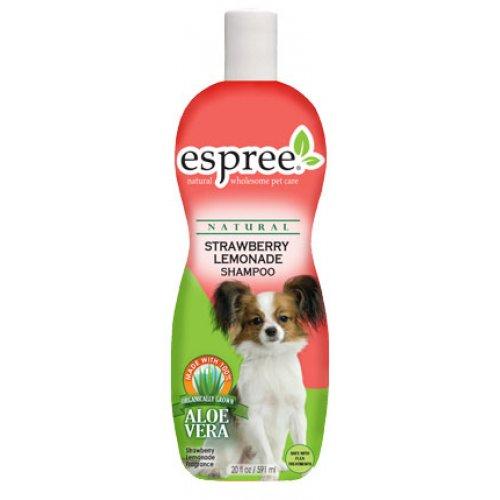 Espree Strawberry Lemonade Shampoo - шампунь Эспри для собак ягодно-лимонный высококонцентрированный